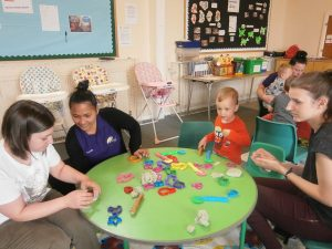 Footprints Playgroup, Stay and Play